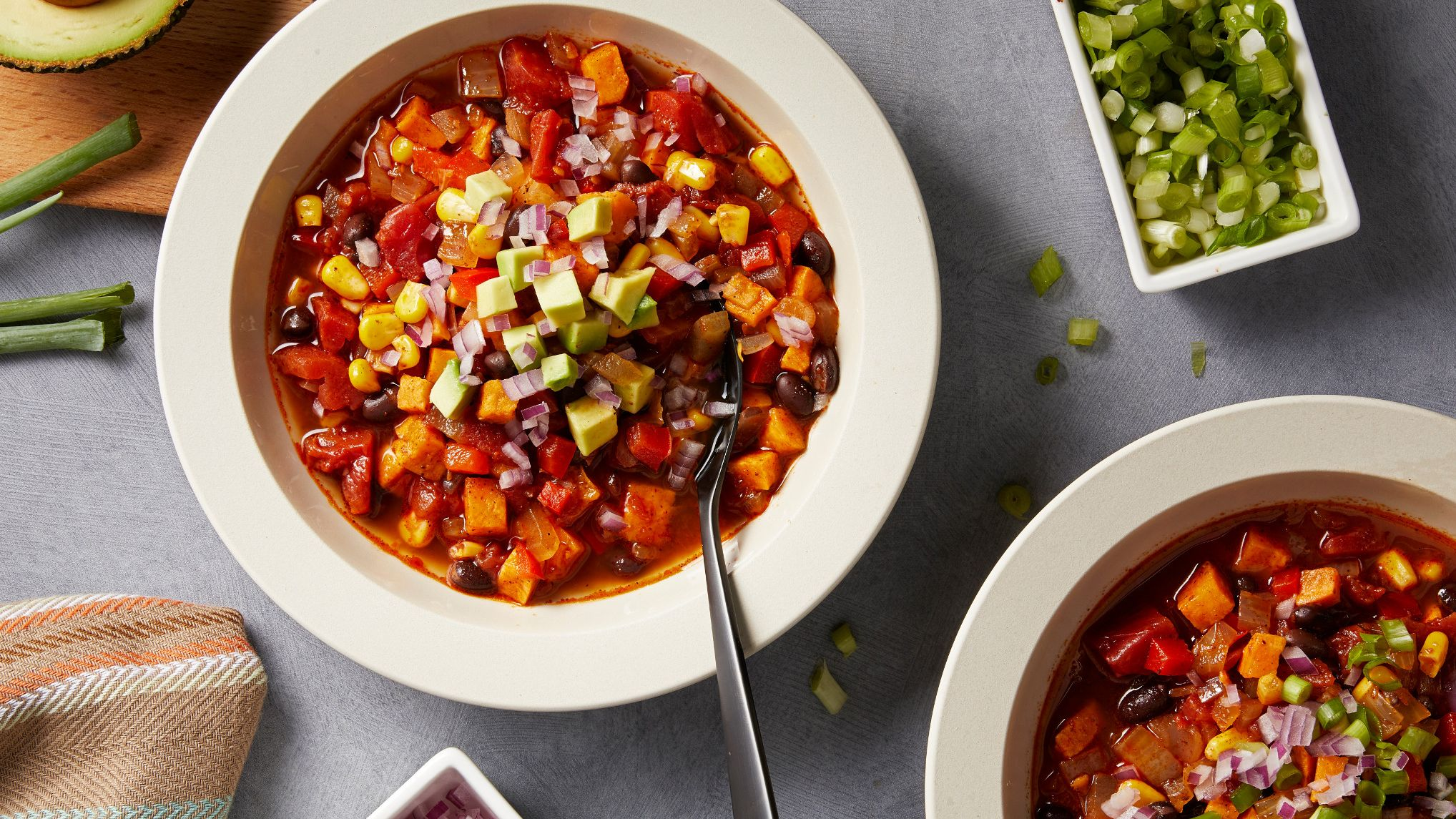 McCormick Instant Pot® Vegetarian Chili