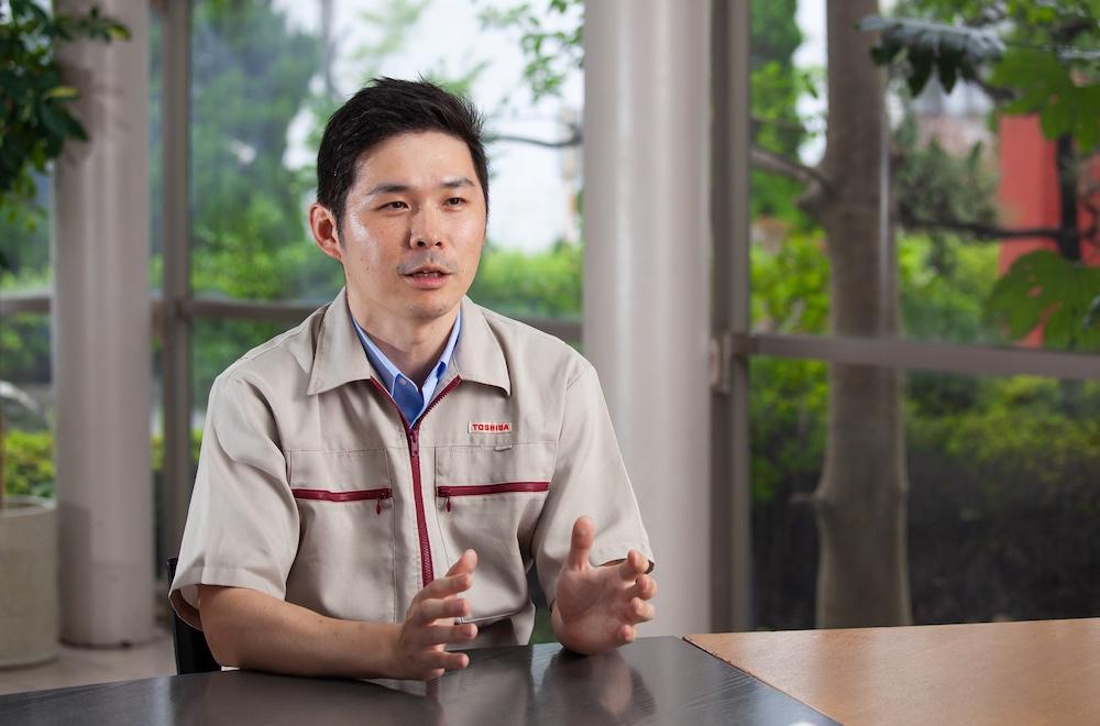 株式会社東芝 研究開発本部 生産技術センター 高橋宏昌