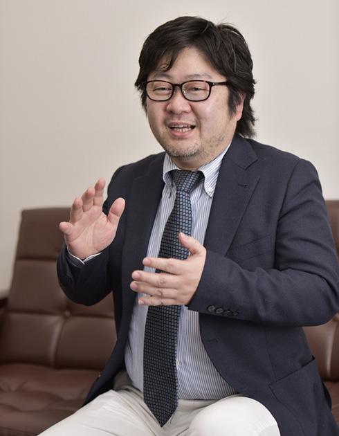 株式会社ささげ屋 代表取締役社長 秋山宙士氏