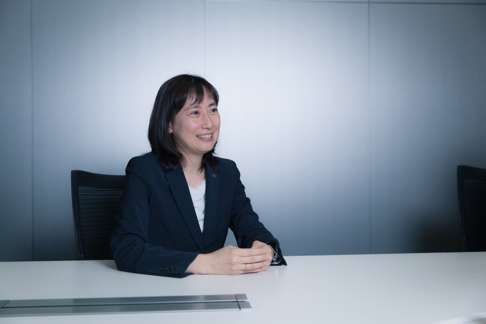 Kubo shares her expertise on water treatment