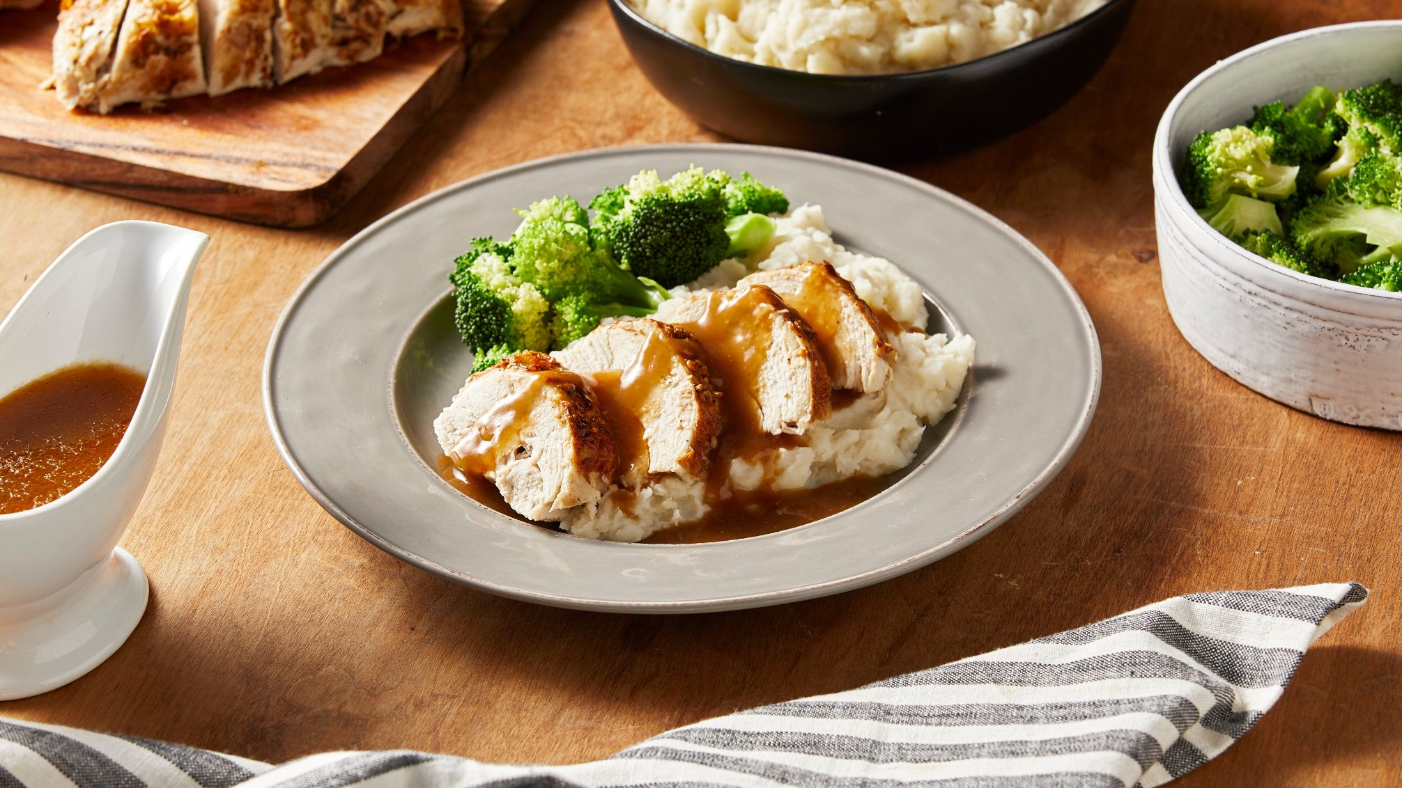 McCormick Instant Pot® Rosemary Chicken with Gravy