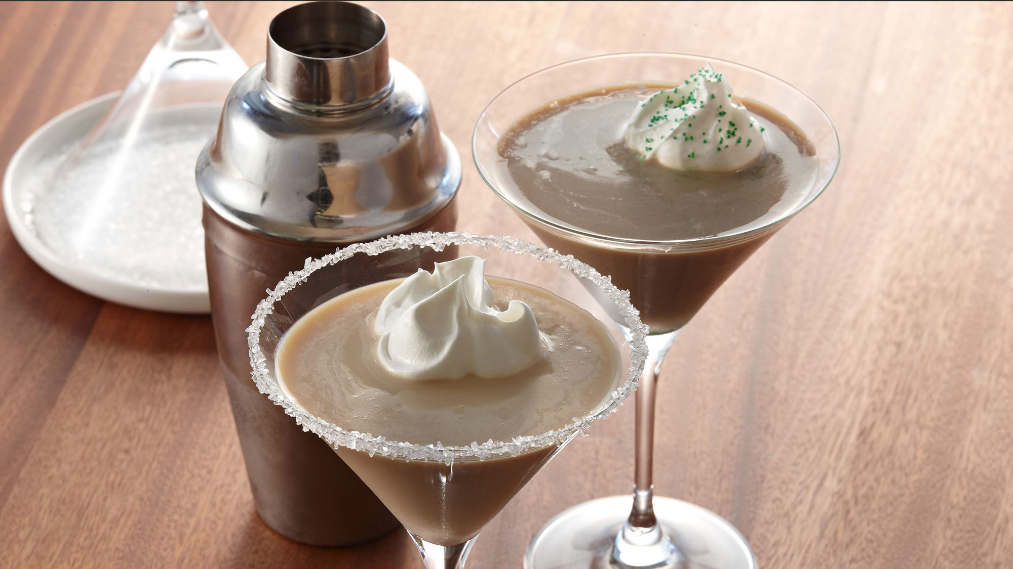 McCormick Irish Cream and Vodka Cocktail