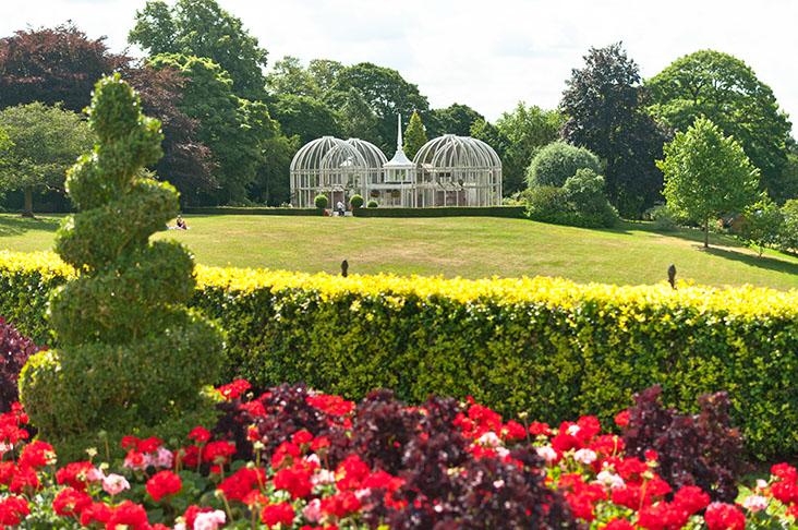 Birmingham Botanic Gardens