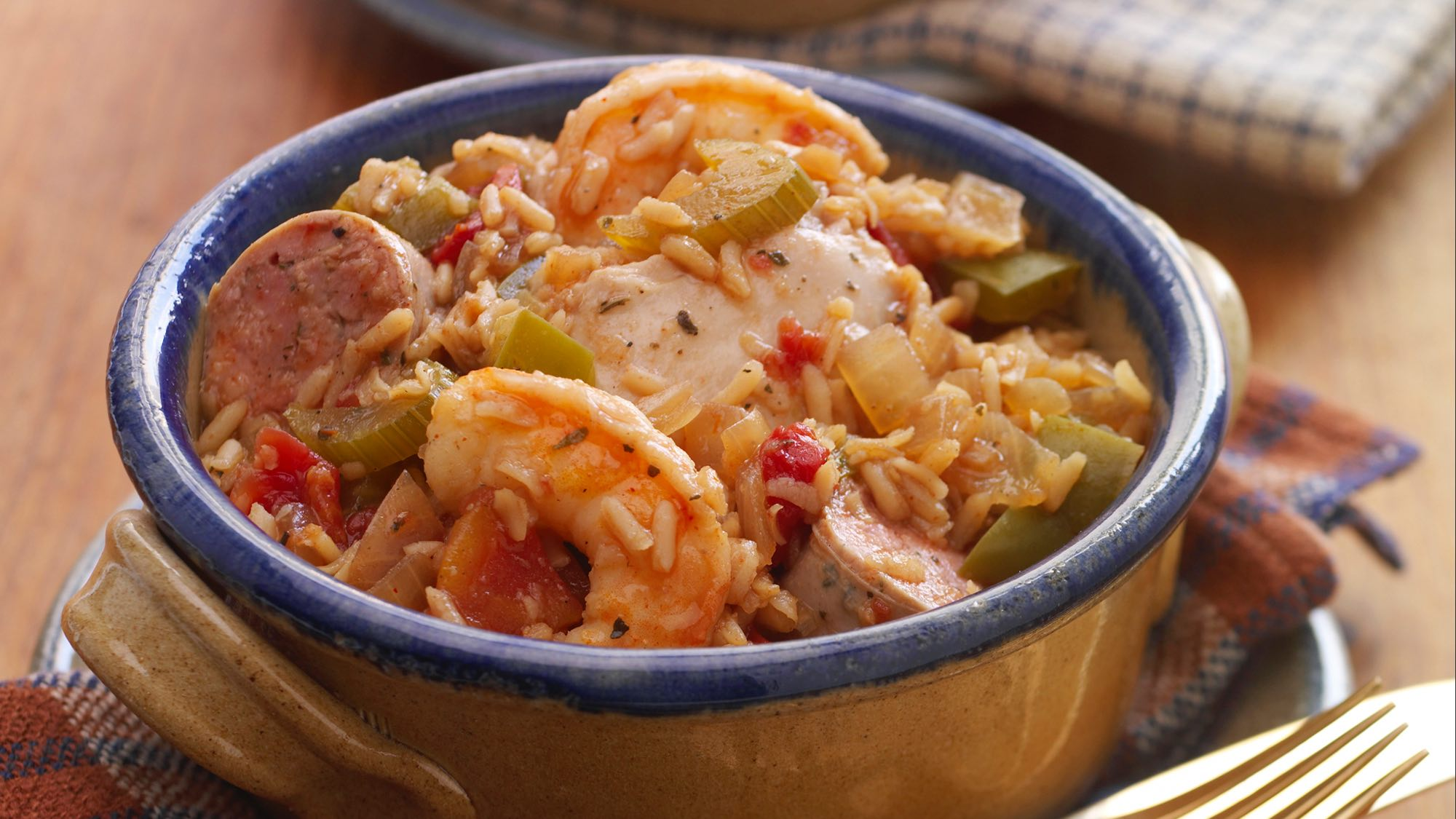 McCormick Slow Cookers Cajun Jambalaya