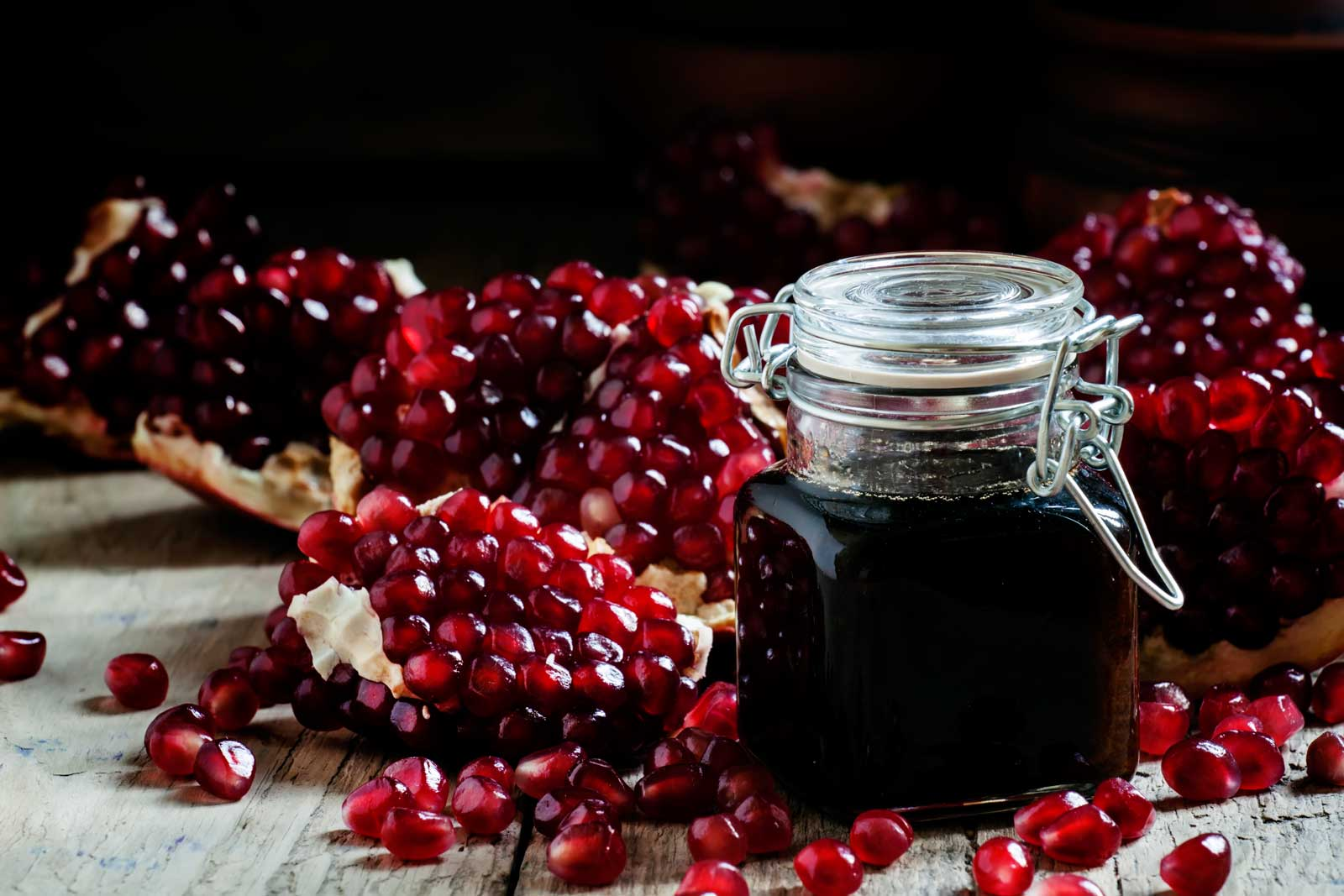 McCormick Gourmet Pomegranate, Fig and Cranberry Compote