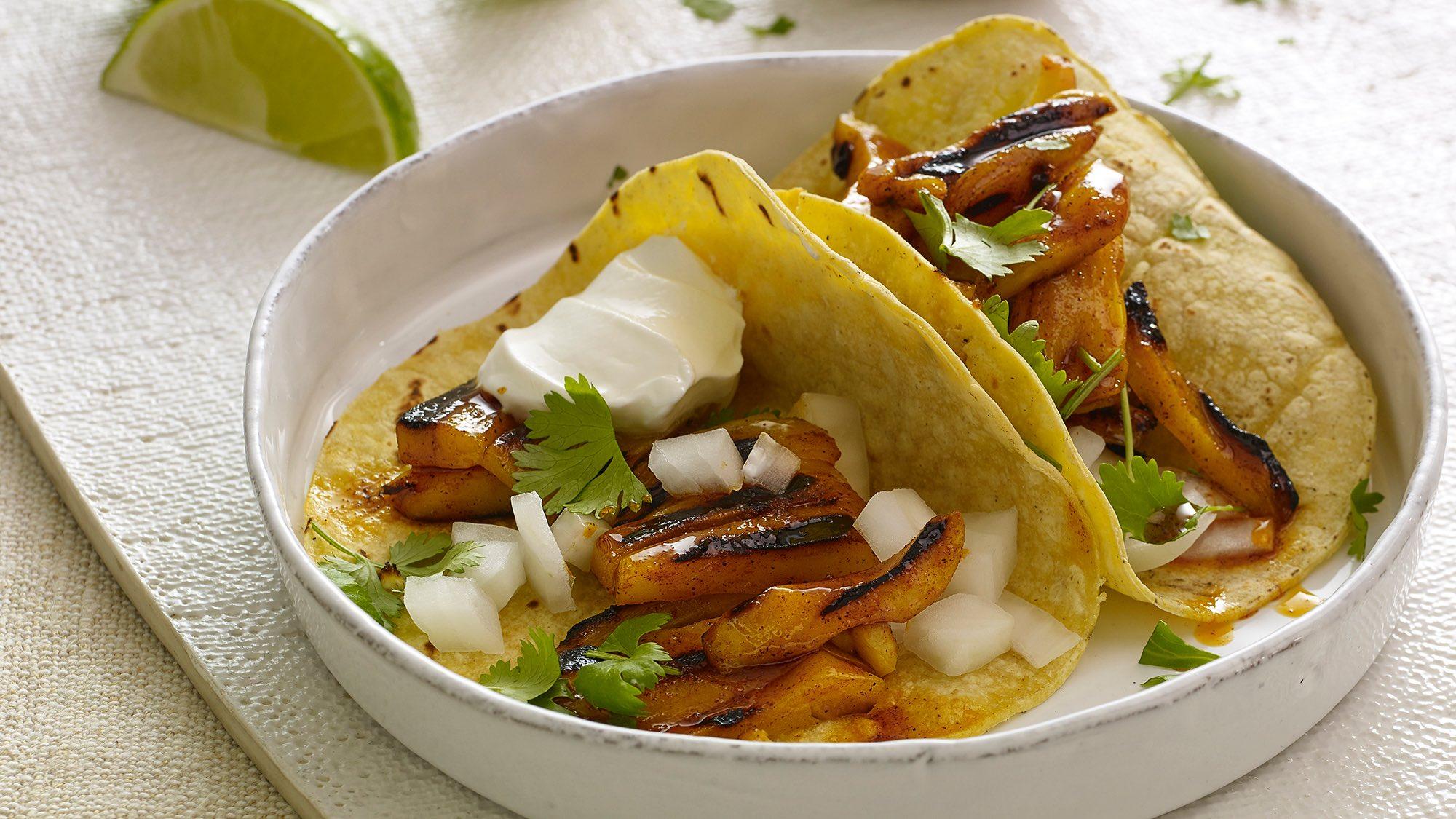 McCormick Gourmet Pulled Jackfruit Tacos