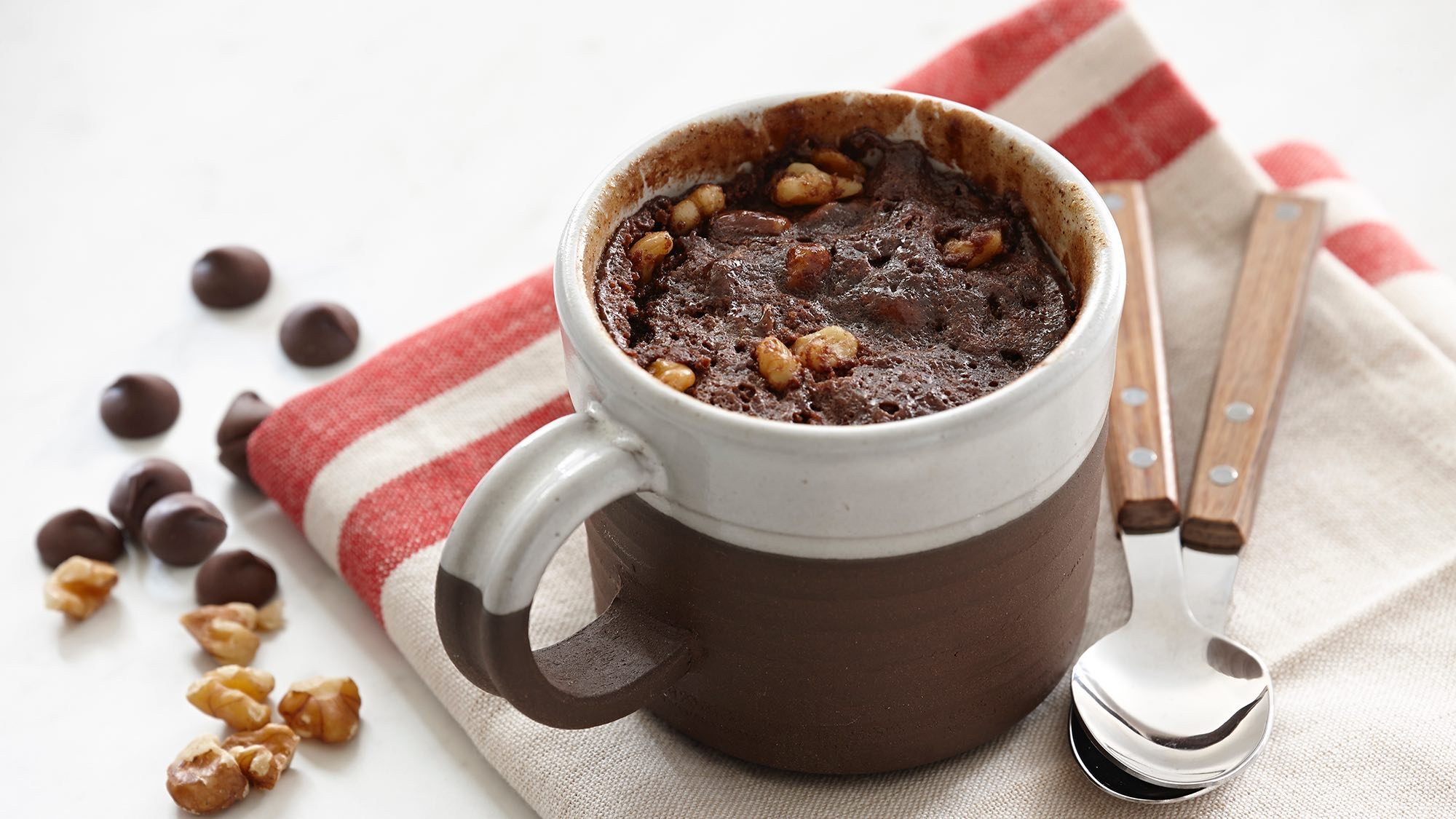 McCormick Spiced Fudged Mug Brownie