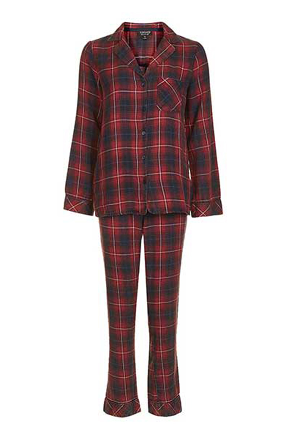 Pyjama kariert