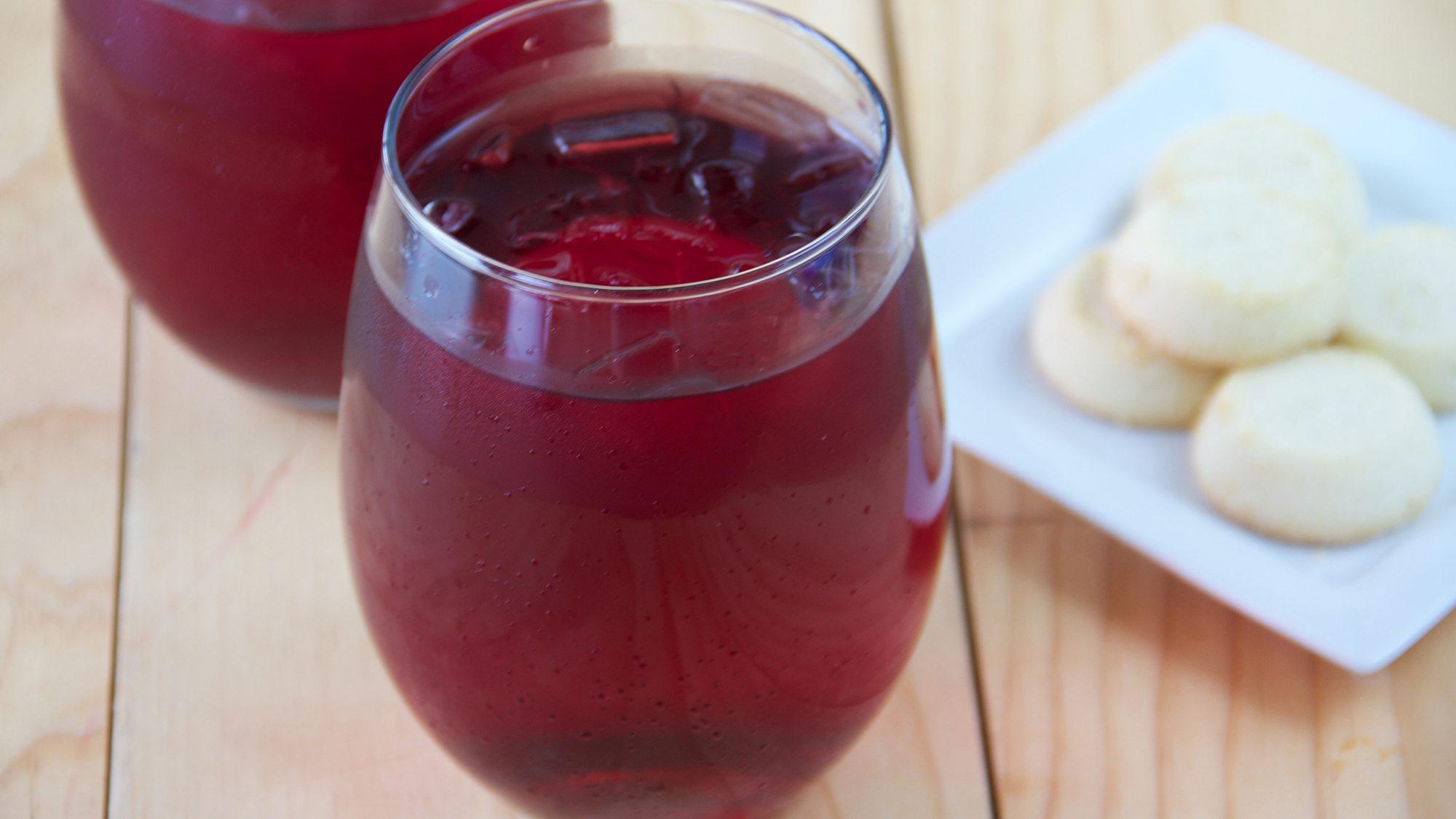 McCormick Gourmet Hibiscus Clove Iced Tea